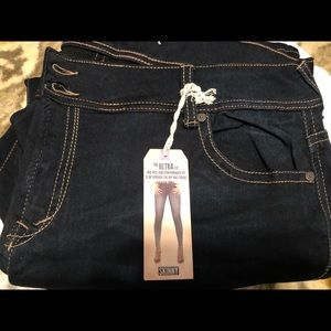 Sunflower, skinny jeans. Size 24 New with tags